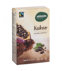 BIO-Kakao stark entölt - 125g - Naturata