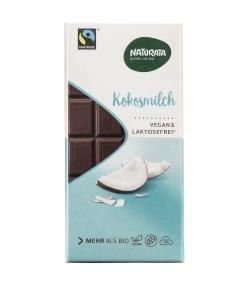 Chocolat spécial noix de coco BIO - 100g - Naturata