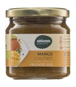 Sauce mangue Chutney BIO - 225g - Naturata