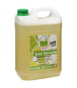 Nettoyant sols écologique verveine - 600 lavages - 5kg - Bulle Verte