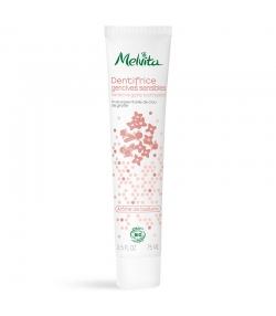 Dentifrice gencives sensibles BIO badiane sans fluor - 75ml - Melvita