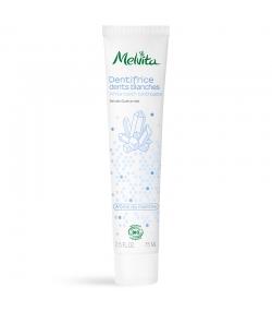 Dentifrice dents blanches BIO menthe sans fluor - 75ml - Melvita