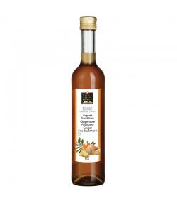 Ingwer Sanddorn BIO-Sirup - 500ml - Swiss Alpine Herbs