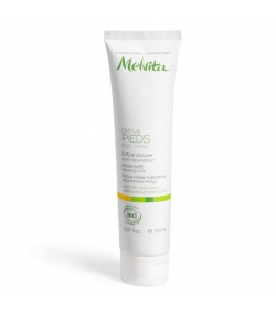 Crème pieds extra-douce BIO menthe - 150ml - Melvita