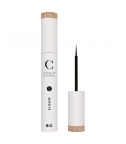 BIO-Eyeliner N°07 Schwarz - 5ml - Couleur Caramel