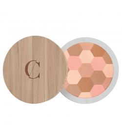 Poudre mosaïque BIO N°232 Teint clair - 8,5g - Couleur Caramel