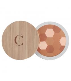 Poudre mosaïque BIO N°233 Teint mat - 8,5g - Couleur Caramel