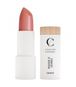 BIO-Lippenstift satin N°254 Rosa natur - 3,5g - Couleur Caramel