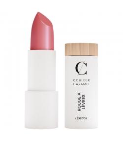 Rouge à lèvres satiné BIO N°504 Rose poudré - 3,5g - Couleur Caramel