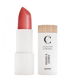 Rouge à lèvres satiné BIO N°505 Nude orangé - 3,5g - Couleur Caramel