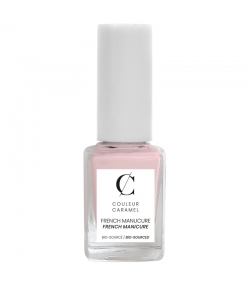French manucure N°03 Rose - 11ml - Couleur Caramel