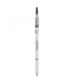 Crayon sourcils BIO N°120 Brun - 1,2g - Couleur Caramel