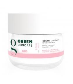 Crème confort BIO millepertuis & caméline - 50ml - Green Skincare Sensi