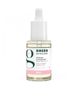 Sérum apaisant BIO cameline & calendula - 15ml - Green Skincare Sensi