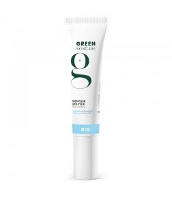Contour des yeux défatiguant BIO bleuet & sésame - 15ml - Green Skincare Hydra