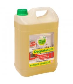 Dégraissant cuisine écologique citron - 5kg - Bulle Verte