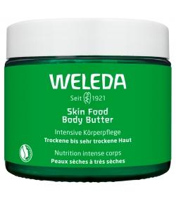 Soin nourrissant intense corps Skin Food Body Butter BIO pensée & calendula - 150ml - Weleda