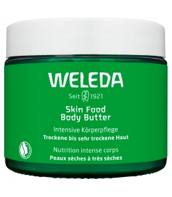 Intensive BIO-Körperpflege Skin Food Body Butter Stiefmütterchen & Calendula - 150ml - Weleda