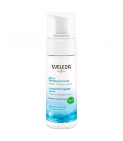 Mousse nettoyante douce BIO hamamélis - 150ml - Weleda