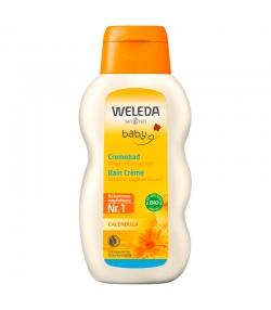 Bain crème bébé BIO calendula - 200ml - Weleda