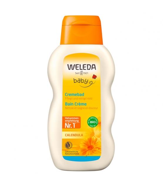 Baby BIO-Cremebad Calendula - 200ml - Weleda