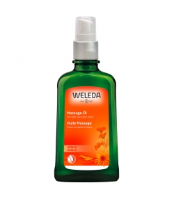 BIO-Massage-Öl Arnika - 100ml - Weleda