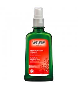 Huile soin régénérante BIO grenade - 100ml - Weleda