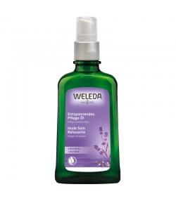 Huile soin relaxante BIO lavande - 100ml - Weleda