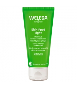 Soin hydratant intensif visage & corps Skin Food Light BIO pensée & calendula - 75ml - Weleda
