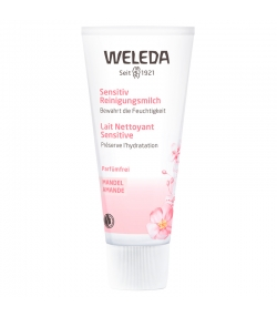 Sensitive BIO-Reinigungsmilch Mandel - 75ml - Weleda