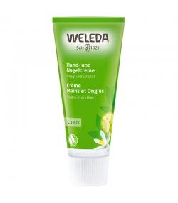 BIO-Hand- und Nagelcreme Citrus - 50ml - Weleda