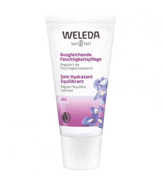 Ausgleichende BIO-Feuchtigkeitspflege Iris - 30ml - Weleda