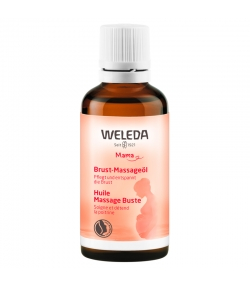 BIO-Brust-Massageöl Mandel - 50ml - Weleda
