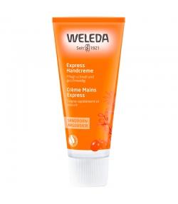 Crème pour les mains express BIO argousier - 50ml - Weleda