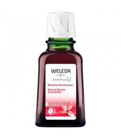BIO-Mundwasser Ratanhia - 50ml - Weleda