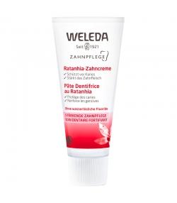 BIO-Zahncreme Ratanhia - 75ml - Weleda