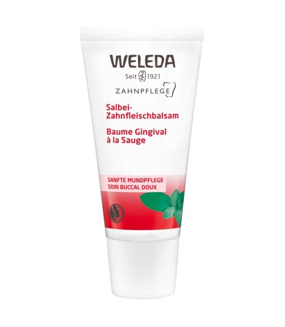 Baume gingival BIO sauge - 30ml - Weleda