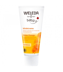Crème change bébé BIO calendula - 75ml - Weleda