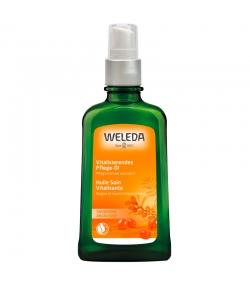 Huile soin vitalisante BIO argousier - 100ml - Weleda