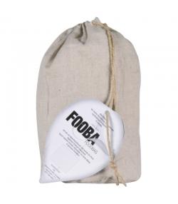 Wiederverwendbarer Lebensmittel-Beutel aus Naturfasern - 1 Stück - Fooba