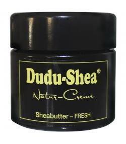 Beurre de karité parfumé naturel - 100ml - Dudu-Shea Fresh