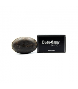 Savon noir parfumé naturel beurre de karité - 25g - Dudu-Osun Classic