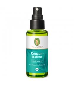 Spray ambiant concentration BIO - 50ml - Primavera