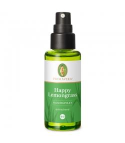 Spray ambiant Happy Lemongrass BIO - 50ml - Primavera