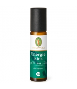 Parfum roll-on énergie boost BIO - 10ml - Primavera