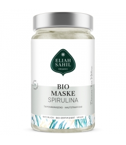 BIO-Gesichtsmaske Spirulina - 100g - Eliah Sahil