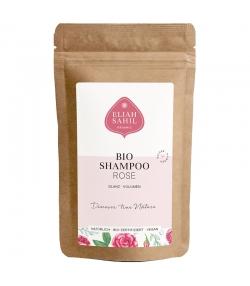BIO-Pulver-Shampoo Glanz & Volumen Rose - 10g - Eliah Sahil