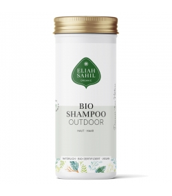 Shampooing en poudre extérieur BIO shikakai & amla - 100g - Eliah Sahil