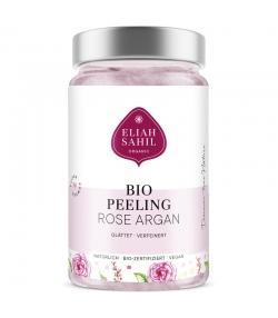 Gommage corporel BIO rose & argan - 265g - Eliah Sahil