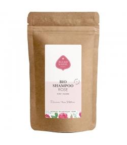 Shampooing en poudre brillance & volume BIO rose - 250g - Eliah Sahil